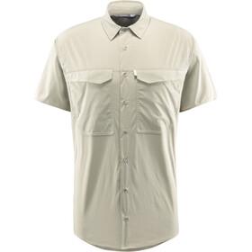 Haglöfs Salo SS Shirt Men, beige